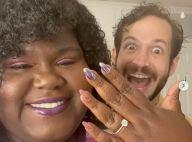 Gabourey Sidibe fiancée : l'actrice a dit oui à son chéri, qui partage les détails de sa demande