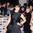 Kelly Brook lors de la soirée Pride of Britain Awards 2009 au Grosvenor House à Londres le 5 octobre 2009