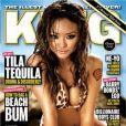 Tila Tequila en couverture du magazine KING !