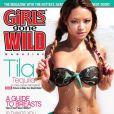 Tila Tequila en couverture du magazine Girls gone Wild !