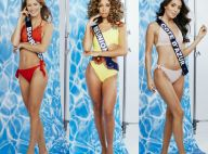 Miss France 2021 : Photos des 29 Miss régionales en bikini, elles sont sublimes !