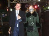 Beatrice d'York de sortie avec son mari Edo : look de fin d'année sophistiqué pour la princesse