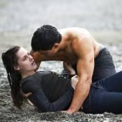 Kristen Stewart et Taylor Lautner très sensuels... La température monte encore dans Twilight II !
