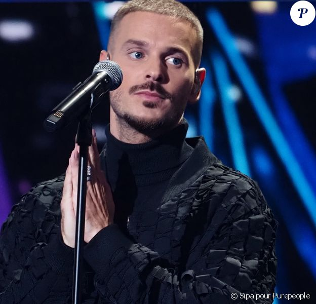 M. Pokora aux NRJ Music Awards 2020.