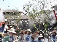 Miss Thaïlande : Grosse chute des candidates en plein shooting