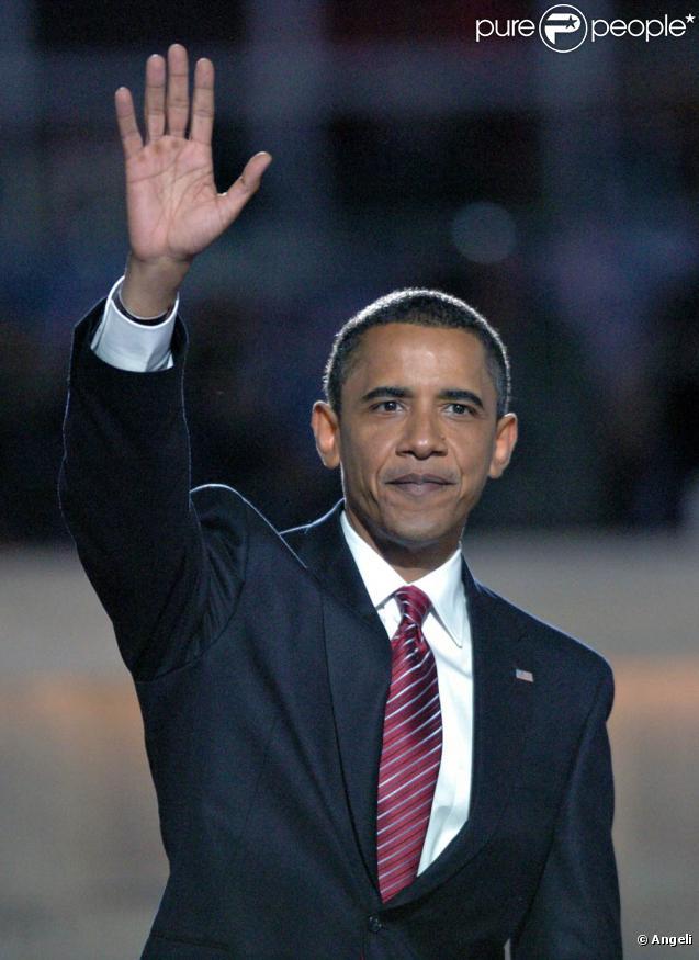 Le 44e président des Etats-Unis d'Amérique Barack Obama, Prix Nobel de la Paix 2009 !
