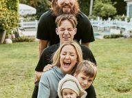 Kate Hudson : Ses trois enfants de papas différents tous réunis !