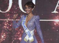 Miss France 2021 : Sonia Rolland s'illustre en décolleté XL et look pailleté