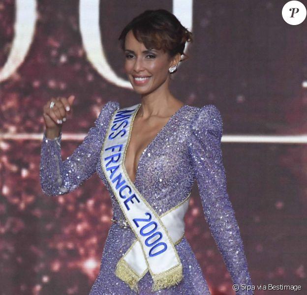 Sonia Rolland, Miss France 2000 - Election de Miss France 2021 au Puy du Fou, le 19 décembre 2020 sur TF1.