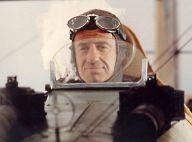 """Jean-Paul Belmondo, """"L'As des as"""" : il a frôlé la mort sur le tournage du film"""