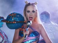 Katy Perry occupée avec sa fille, elle engage un célèbre sosie pour son nouveau clip