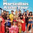 """Logo de l'émission """"Les Marseillais Asian Tour"""""""