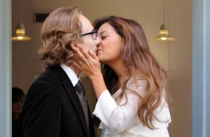 Lorànt Deutsch : Revivez en images son superbe mariage avec Marie-Julie Baup !