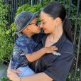 Olivia Kugel (La bataille des couples 2) et Alexandre Ossey attendent leur deuxième enfant - Instagram