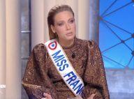 Amandine Petit (Miss France 2021) et la polémique du bain de foule : elle réplique enfin