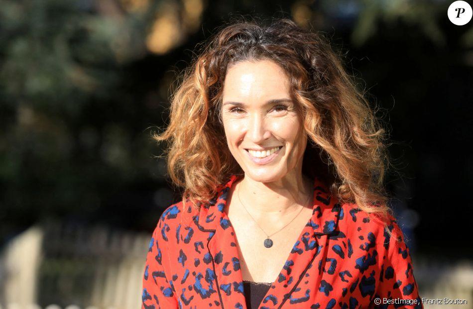 Marie-Sophie Lacarrau au naturel : sans maquillage à la ...