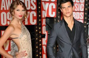 Taylor Lautner de Twilight ne cache plus son amour pour... la jolie Taylor Swift ! La preuve !