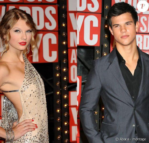Taylor Swift et Taylor Lautner aux MTV Video Music Awards