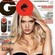 La belle January Jones en couverture de  GQ  !