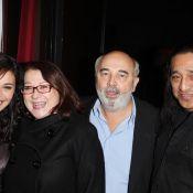 Gérard Jugnot est heureux : ses amis Nora Arnezeder, Josiane Balasko et Michel Blanc sont là pour lui !