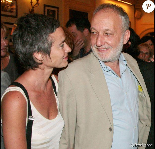 Exclusif- Alexia Stresi et François Berléand.