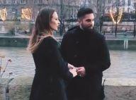 Ilona Smet : Romantique en plein Paris avec un célèbre chanteur...