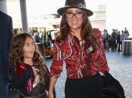 """Salma Hayek, maman nostalgique : photo souvenir des """"bons vieux jours"""" avec Valentina"""