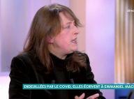 """Étienne Draber """"mort de tristesse"""" : le cri de douleur de sa fille à Emmanuel Macron"""
