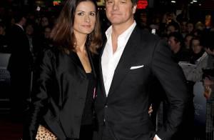 Colin Firth, le prince charmant de Bridget Jones, est si séduisant... quand il est amoureux !