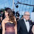 """Priyanka Chopra - Montée des marches du film """"Rocketman"""" lors du 72e Festival International du Film de Cannes. Le 16 mai 2019. © Borde / Bestimage"""