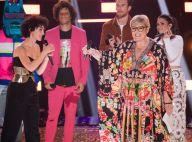 Eurovision 2021 : Laurence Boccolini déchaînée, Natasha St-Pier blonde, une soirée très suivie