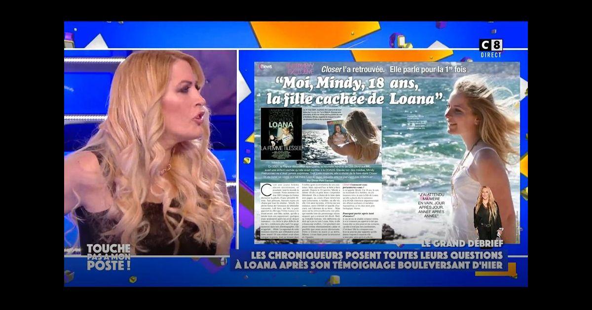 Loana incomprise après ses propos sur sa fille Mindy : mise au point cinglante dans TPMP - Pure People