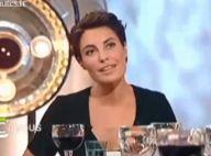 Alessandra Sublet gaffeuse : son très grand moment de solitude face à François Hollande