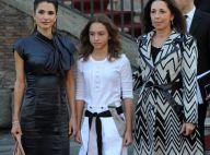 Rania de Jordanie : Plus éblouissante que jamais, au côté de sa fille qui est déjà... une vraie fashionata !