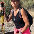 """Sara de """"Koh Lanta"""" en randonnée, octobre 2020"""