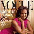 Michelle Obama pour Vogue par Annie Leibovitz
