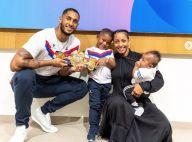 Tony Yoka et Estelle Mossely : 6 semaines sans les enfants, le couple profite