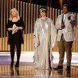 Amy Poehler et Maya Rudolph, Kenan Thompson - 78ème cérémonie des Golden Globe Awards, le 28 février 2021.