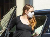 Emma Stone enceinte : l'accouchement est imminent, un ventre très arrondi