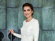 Rania de Jordanie zippée et ceinturée : la reine modernise son look de working mom