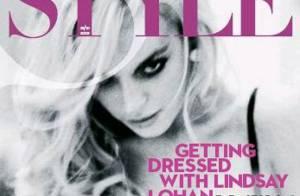 Lindsay Lohan : Elle se fiche des critiques et nous en met plein la vue...