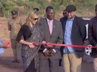 Madonna : Regardez La star lancer la construction de son école de filles au Malawi ! (réactualisé)