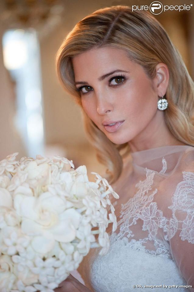 Ivanka Trump : une sublime mariée