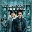 L'affiche officielle et définitive de  Sherlock Holmes , de Guy Ritchie !