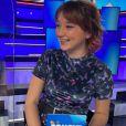 """Satine Walle a accusé le programme """"The Voice"""" de triche dans """"Touche pas à mon poste"""" le 8 mars 2021 - Instagram"""