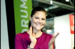 La princesse Victoria de Suède : Une véritable machine à distribuer les prix... mais toujours avec éclat !