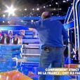 """Fabrice Di Vizio quitte soudainement le plateau de """"Touche pas à mon poste"""" après un clash avec un invité - C8"""