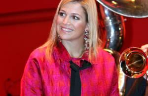 Maxima des Pays-Bas : Le même dress code que la princesse Victoria... Un vrai coup de gong !