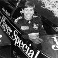 Johnny Dumfries en 1986