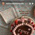 Louane a-t-elle révélé la date d'anniversaire de sa fille Esmée ?